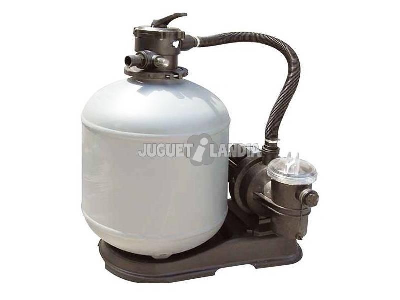 Pompa filtro a Sabbia PPF 45 6000 l/h Toi 4910