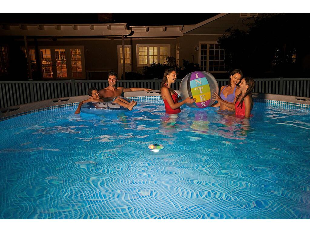 Acheter lumi re led flottante pour piscines intex 28695 for Acheter piscine intex