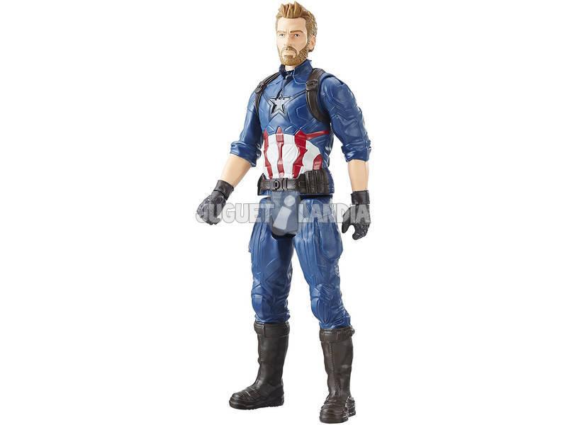 Avengers Figura 30 cm. Titan Series Movie Surtido A Hasbro E0570