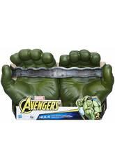 imagen Avengers Hulk Súper Puños Gamma Hasbro E0615