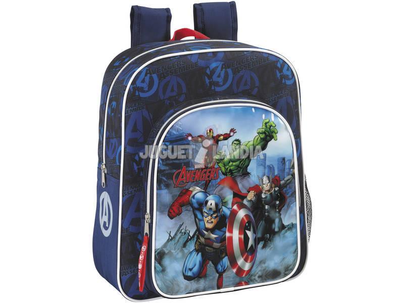 Avengers Mochila Junior Safta 611634640
