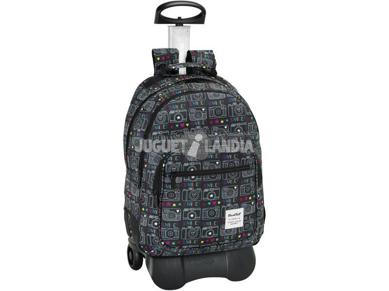 Blackfit8 Reflex Mochila con Carro Safta 641639021