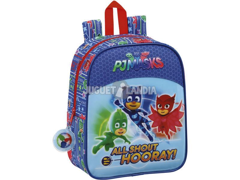 PJ Mask Mochila Guardería Safta 611711232