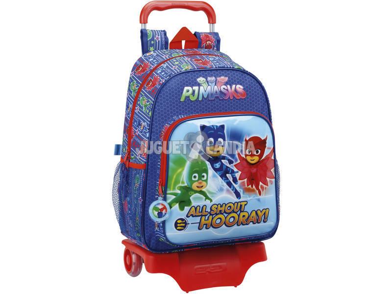 PJ Mask Mochila con Carro Safta 611711313