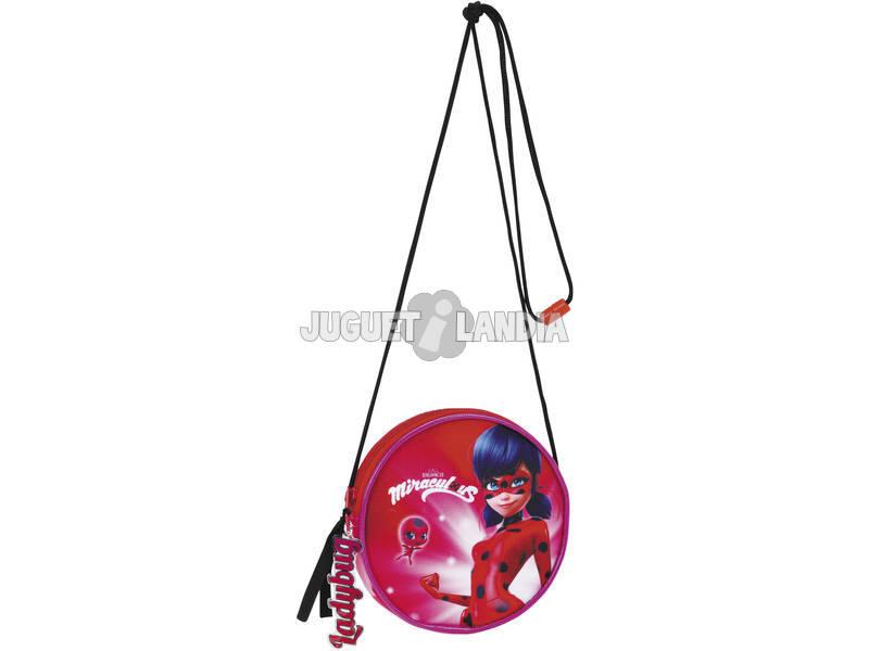 Ladybug Malinha com Cordão Safta 611712606