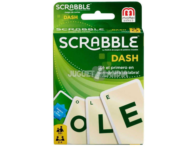 Cartas Scrabble Mattel Y9764
