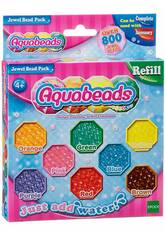 imagen Aquabeads Pack Abalorios Brillantes Epoch Para Imaginar 79178