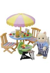 Sylvanian Families Set Barbecue Epoch Für Imagination 4869
