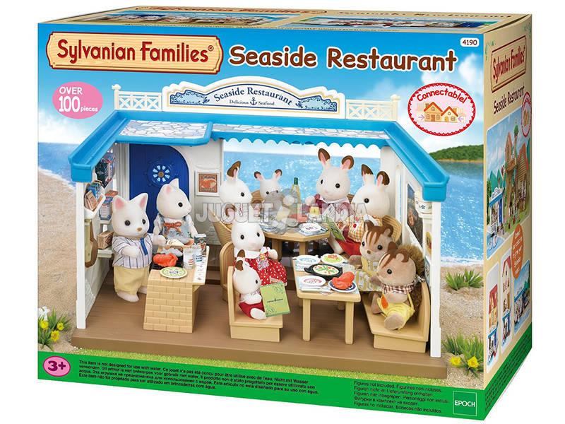 Sylvanian Families Restaurante del Mar Epoch Para Imaginar 4190