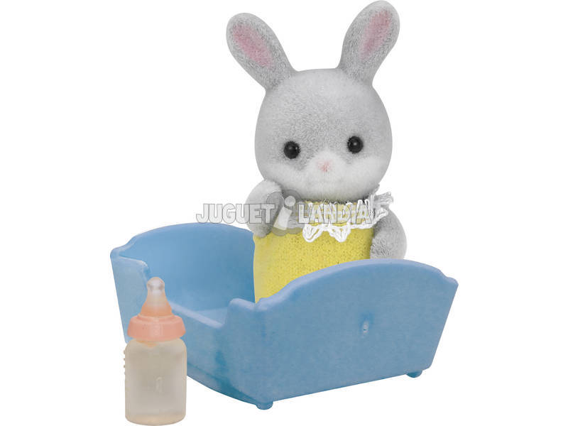Sylvanian Families Cottontail Rabbit Baby doll 5064