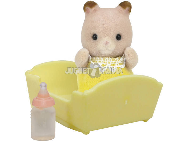 Sylvanian Famílias Hamster Baby Epoch To Imagine 5122