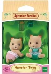 Sylvanian Families Jumeaux Hamsters Epoch d'Enfance 5123