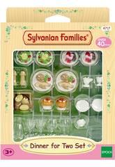 Sylvanian Families Set De Dîner Pour Deux Epoch d'Enfance 4717