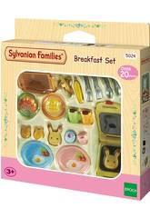 Sylvanian Families Set Petit Déjeuner Epoch d'Enfance 5024