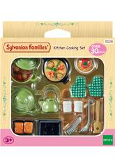 Sylvanian Families Set K