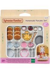 imagen Sylvanian Families Set De Gouter Pancake Epoch d'Enfance 5225