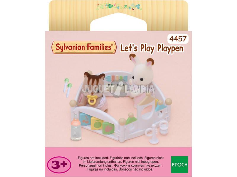 Sylvanian Families Box Gioco per Bebè 4457
