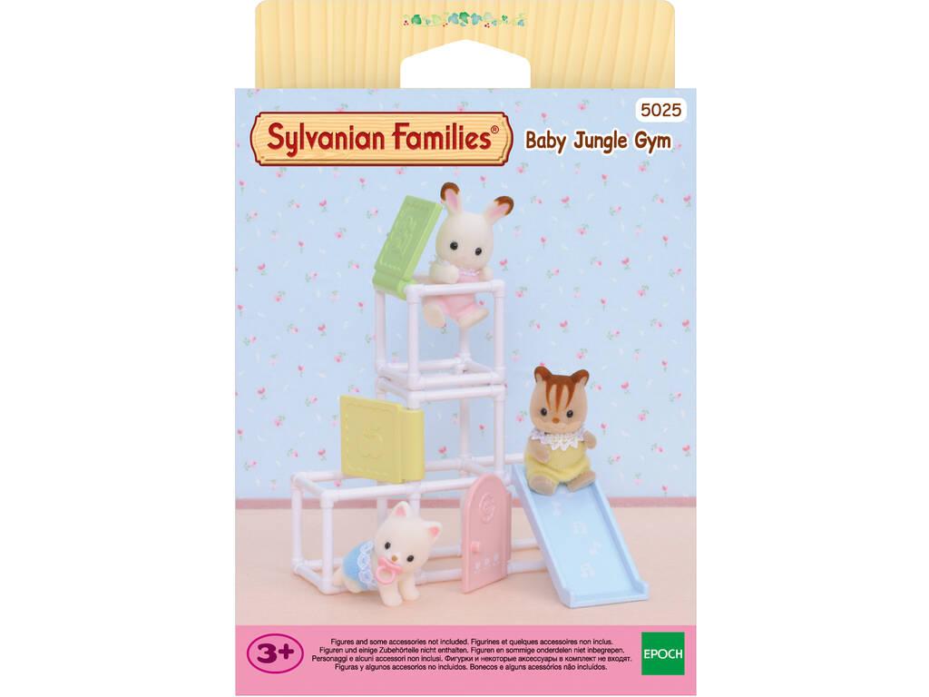 Sylvanian Families Gioco per Bebè - Baby Jungle 5025