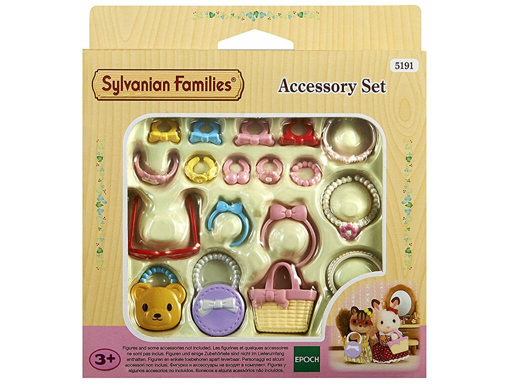 Sylvanian Families Set Accessori Abbigliamento 5191
