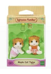 Sylvanian Families Familie Katze Mapple Zwillinge Epoch Für Imagination 5292