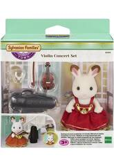 Sylvanian Town Series Set Violinkonzert Epoch Für Imagination 6009