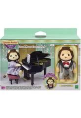 Sylvanian Families Le Lion Pianiste Epoch d'Enfance 6011