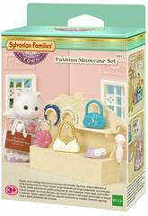 Sylvanian Town Set Espositore da vetrina Fashion 6015