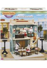 Sylvanian Town Series Restaurante Epoch para Imagine 6018
