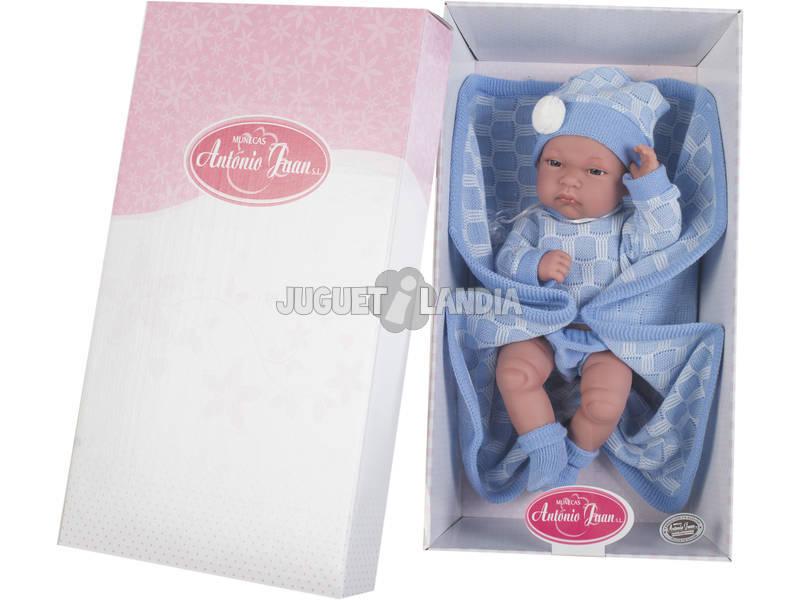 Boneca Baby Tonet Toquilla 31 cm. Antonio Juan 6021