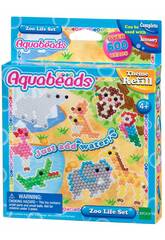 Aquabeads Set del Zoo Epoch Para Imaginar 31078