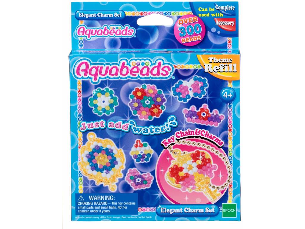 Aquabeads Set Gemas Abalorios Elegantes Epoch Para Imaginar 31038