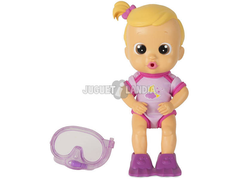 Muñeca Bloopies Moon IMC Toys 95618