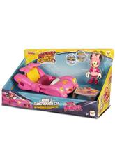 Vehiculo Transformable Minnie IMC Toys 18423