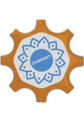 imagen Alfombra Flotante Yoga Estrella 245 cm Diametro Ociotrends WH2302