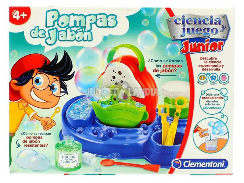 Laboratorio delle Bolle Clementoni 55216