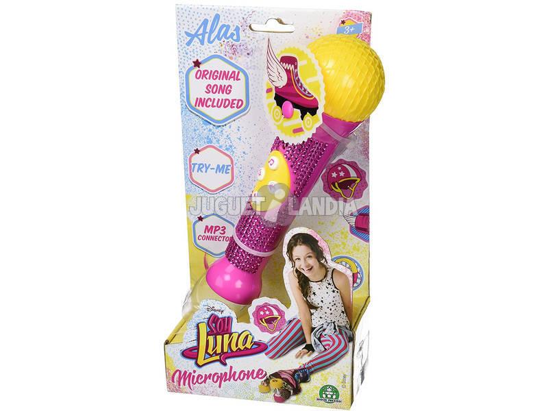 Soy Luna Micrófono Musical Giochi Preziosi YLU15001