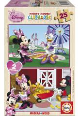 Puzzle 2x25 Minnie