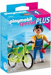 imagen Playmobil Empleado de Mantenimiento Playmobil 4791