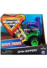 Monster Jam Movimento e Rugidos 1:43 Bizak 6192 5874