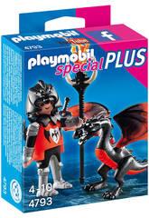 Playmobil Caballero con Dragon