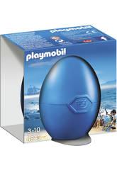 Playmobil Pirata con Tesoro