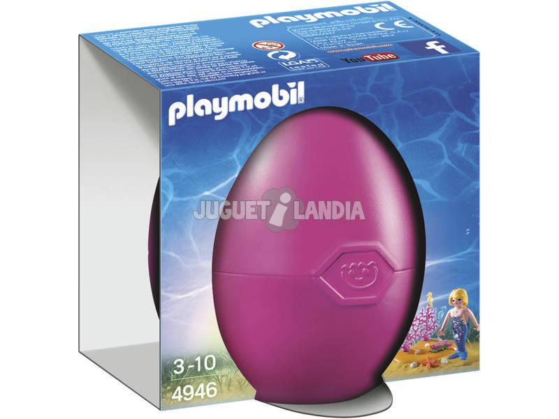Playmobil Sirena con Caballitos de Mar