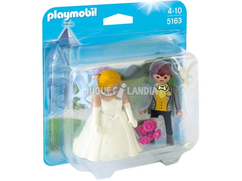 Playmobil Duopack Novios