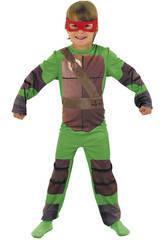 Disfraz niño Tortugas Ninja T-L