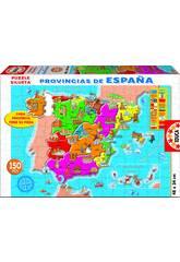Puzzle 150 provinces d' Espagne