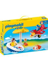 Playmobil 1.2.3 Vacances