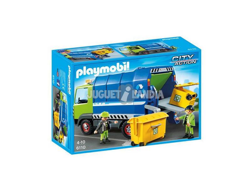 Playmobil - Nuovo Camion Raccolta Differenziata