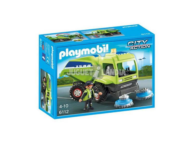 Playmobil Vehículo de Limpieza