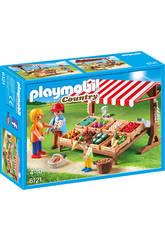 Playmobil Mercado