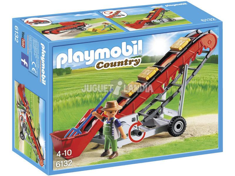 Playmobil Cinta Transportadora de Heno